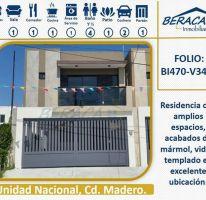 Foto de casa en venta en Unidad Nacional, Ciudad Madero, Tamaulipas, 4724119,  no 01
