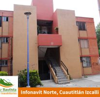 Foto de departamento en venta en INFONAVIT Norte 1a Sección, Cuautitlán Izcalli, México, 2211184,  no 01
