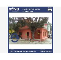 Foto de casa en venta en  9, bienestar social, tuxtla gutiérrez, chiapas, 2220104 No. 01