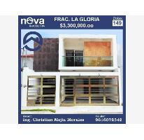 Foto de casa en venta en  9, la gloria, tuxtla gutiérrez, chiapas, 2663573 No. 01