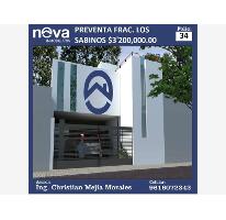 Foto de casa en venta en  9, los sabinos, tuxtla gutiérrez, chiapas, 2673015 No. 01