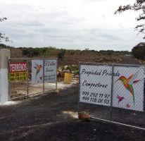 Foto de terreno habitacional en venta en Conkal, Conkal, Yucatán, 4295372,  no 01