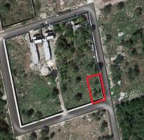 Foto de terreno habitacional en venta en Dzitya, Mérida, Yucatán, 4491896,  no 01