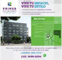 Foto de departamento en venta en a 4 cuadras de avenida revolucion cerca de todo, jardines de la paz norte, guadalajara, jalisco, 0 No. 01