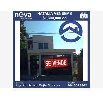Foto de casa en venta en  a, natalia venegas, tuxtla gutiérrez, chiapas, 2673708 No. 01