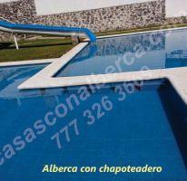 Foto de casa en condominio en venta en Chiconcuac, Xochitepec, Morelos, 2771141,  no 01