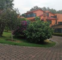 Foto de casa en venta en abasolo 001 , fuentes de tepepan, tlalpan, distrito federal, 4279833 No. 01