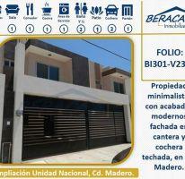 Foto de casa en venta en Ampliación Unidad Nacional, Ciudad Madero, Tamaulipas, 4597134,  no 01