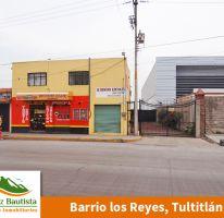 Foto de terreno comercial en venta en Los Reyes, Tultitlán, México, 2214556,  no 01