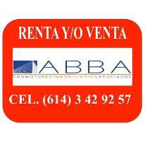 Foto de terreno comercial en venta en  , aeropuerto, chihuahua, chihuahua, 1086069 No. 01