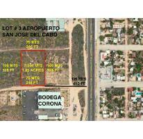 Foto de terreno habitacional en venta en aeropuerto san jose del cabo lot 3, santa anita, los cabos, baja california sur, 1769334 no 01