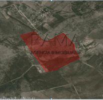 Foto de terreno habitacional en venta en, agrarista, salinas victoria, nuevo león, 2028484 no 01