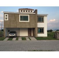 Foto de casa en venta en  , agrícola álvaro obregón, metepec, méxico, 2785338 No. 01