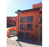 Foto de casa en condominio en renta en ahuatenco 1, cuajimalpa, cuajimalpa de morelos, distrito federal, 2647276 No. 01