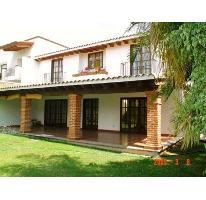 Foto de casa en venta en  , ahuatepec, cuernavaca, morelos, 2705539 No. 01
