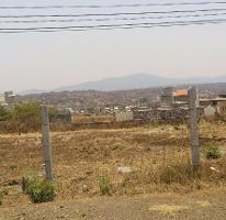 Foto de terreno habitacional en venta en  , ahuatepec, cuernavaca, morelos, 3228052 No. 01