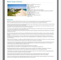 Foto de casa en venta en akumal , akumal, tulum, quintana roo, 0 No. 01