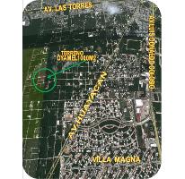 Foto de terreno habitacional en venta en  , álamos i, benito juárez, quintana roo, 2278033 No. 01