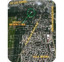 Foto de terreno habitacional en venta en  , álamos i, benito juárez, quintana roo, 2294379 No. 01