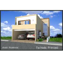 Foto de casa en venta en  , alcalá residencial, hermosillo, sonora, 2615035 No. 01