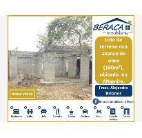 Foto de terreno habitacional en venta en  , alejandro briones, altamira, tamaulipas, 2909464 No. 01