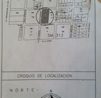 Foto de terreno habitacional en venta en, alfredo v bonfil, benito juárez, quintana roo, 1055999 no 01