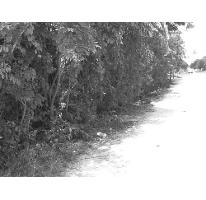 Foto de terreno habitacional en venta en  , alfredo v bonfil, benito juárez, quintana roo, 1069203 No. 01