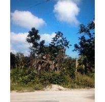 Foto de terreno comercial en venta en  , alfredo v bonfil, benito juárez, quintana roo, 2302000 No. 01