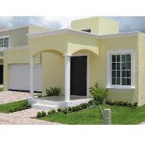 Foto de casa en venta en, algarrobos desarrollo residencial, mérida, yucatán, 1064407 no 01