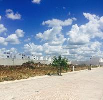 Foto de terreno habitacional en venta en, algarrobos desarrollo residencial, mérida, yucatán, 1404717 no 01