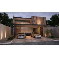 Foto de casa en venta en  , algarrobos desarrollo residencial, mérida, yucatán, 1631640 No. 01