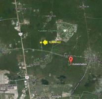 Foto de terreno habitacional en venta en, algarrobos desarrollo residencial, mérida, yucatán, 2201052 no 01