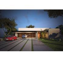 Foto de casa en venta en  , algarrobos desarrollo residencial, mérida, yucatán, 3001064 No. 01