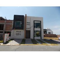Foto de casa en venta en aljibe lote 27 condominio 8 manzana 3 27, hacienda san josé, toluca, méxico, 2753799 No. 01