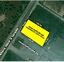 Foto de terreno comercial en venta en  , almacentro, apodaca, nuevo león, 2629597 No. 01