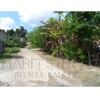 Foto de terreno habitacional en venta en  , alto lucero, tuxpan, veracruz de ignacio de la llave, 2607506 No. 01