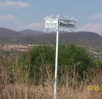 Foto de terreno habitacional en venta en  , amazcala, el marqués, querétaro, 4290796 No. 01