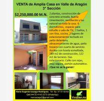 Foto de casa en venta en, ampliación valle de aragón sección a, ecatepec de morelos, estado de méxico, 2223252 no 01