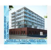 Foto de departamento en venta en  , anahuac i sección, miguel hidalgo, distrito federal, 2559706 No. 01