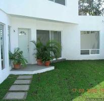 Foto de casa en venta en  , analco, cuernavaca, morelos, 4225035 No. 01
