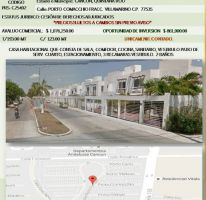 Foto de casa en condominio en venta en, andalucia, benito juárez, quintana roo, 2092282 no 01