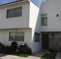 Foto de casa en venta en anillo perimetral 140, san lorenzo tepaltitlán centro, toluca, méxico, 1518342 No. 01