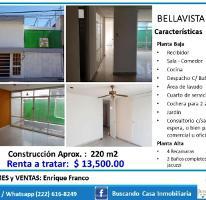 Foto de casa en renta en aquiles serdan y 25 oriente x, bella vista, puebla, puebla, 4456267 No. 01