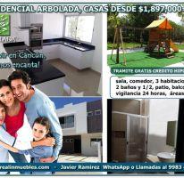 Foto de casa en venta en arbolada, cancún centro, benito juárez, quintana roo, 1899520 no 01