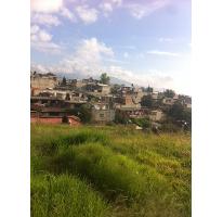 Foto de terreno habitacional en venta en arturo montiel , independencia 1a. sección, nicolás romero, méxico, 2502824 No. 01