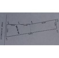 Foto de terreno habitacional en venta en atlacomulco 5, san miguel acapantzingo, cuernavaca, morelos, 2647401 No. 01