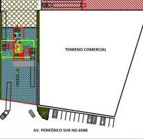Foto de terreno habitacional en venta en av periférico sur 6588, toluquilla, san pedro tlaquepaque, jalisco, 2048190 no 01