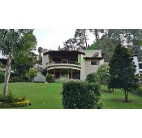 Foto de casa en venta en  , avándaro, valle de bravo, méxico, 1481519 No. 01