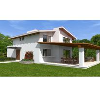 Foto de casa en venta en  , avándaro, valle de bravo, méxico, 2196204 No. 01