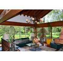 Foto de casa en venta en  , avándaro, valle de bravo, méxico, 2484176 No. 01